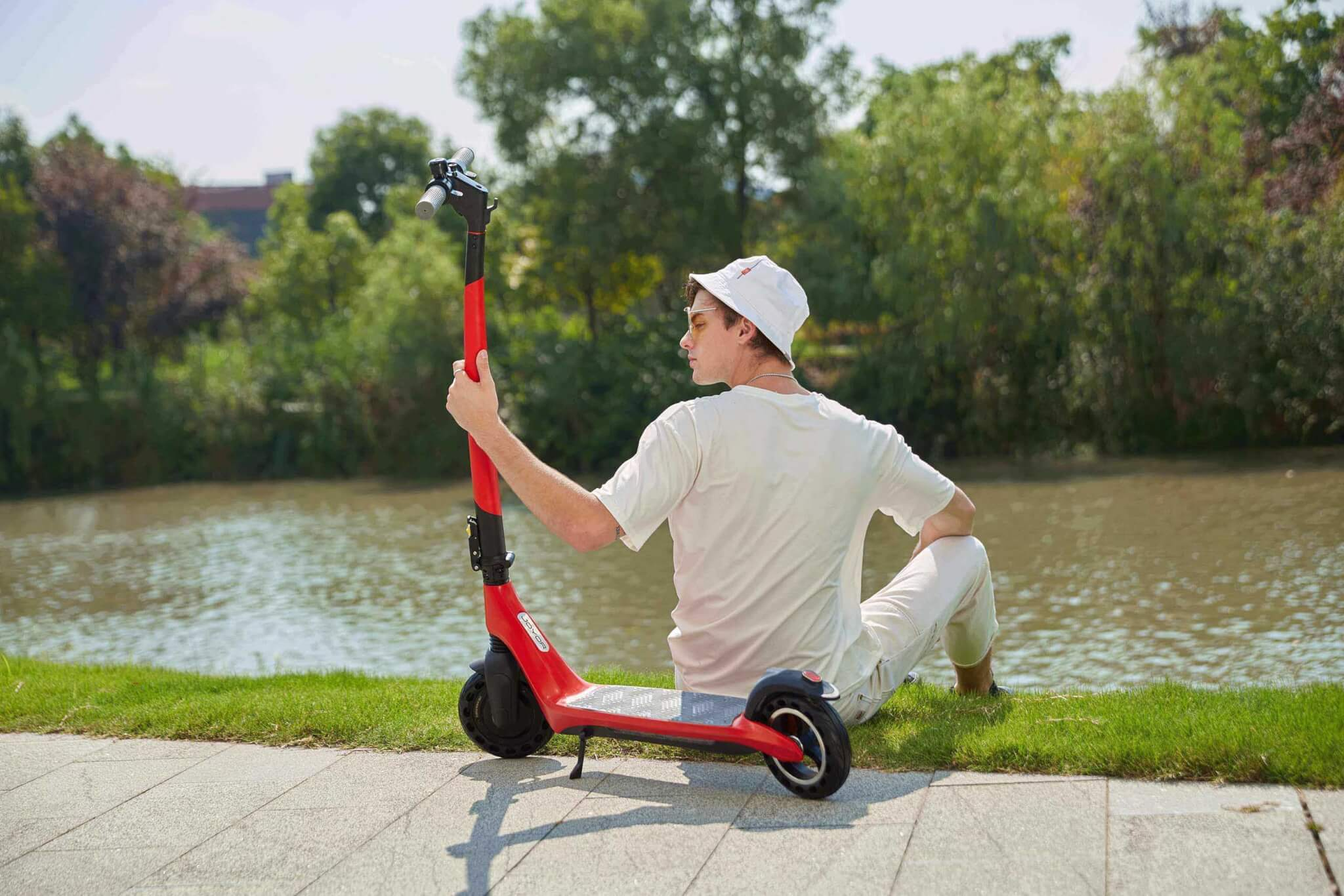 oyor Electric Scooter Model A3/A5